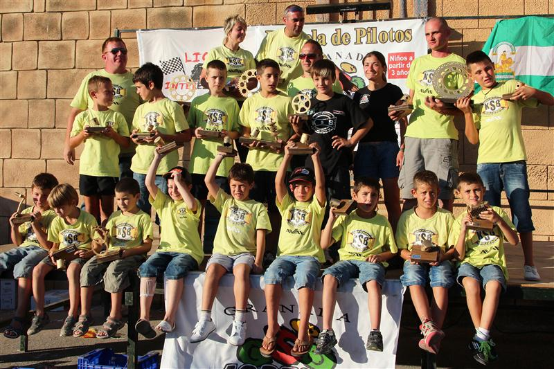 4 Liga Inter Escuelas 2011 Granada