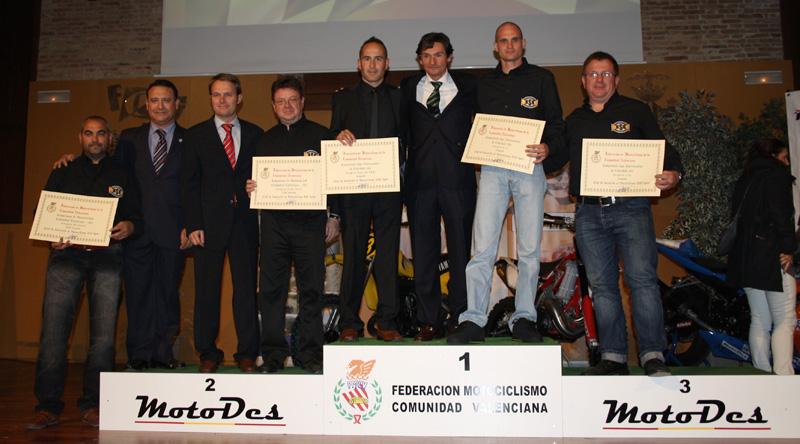Gala de Campeones MOTODES 2011