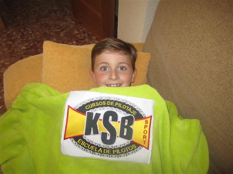 Seguimos con las fotos de las Mantas KSB
