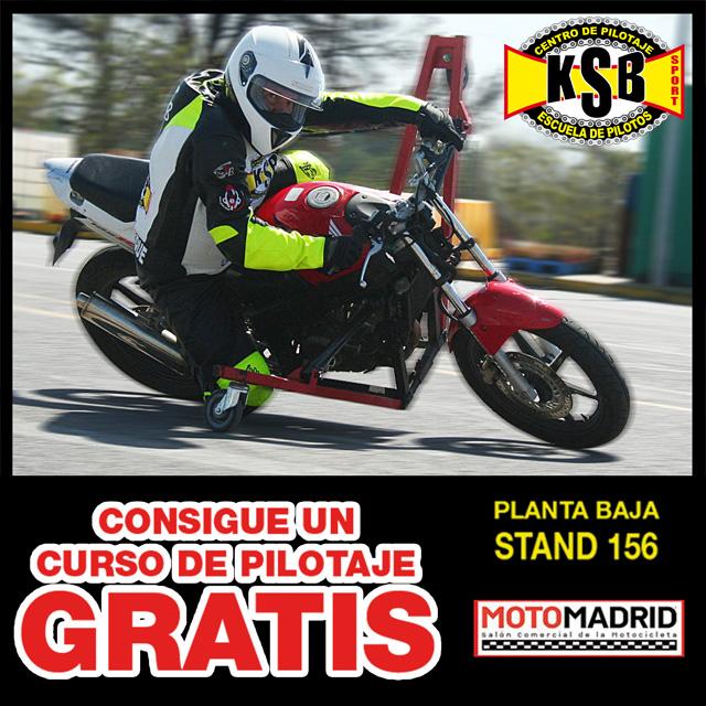 KSB Sport estará en Moto Madrid 2012