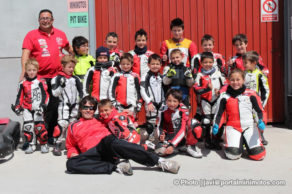KSB Sport Madrid entrenando en Barataria
