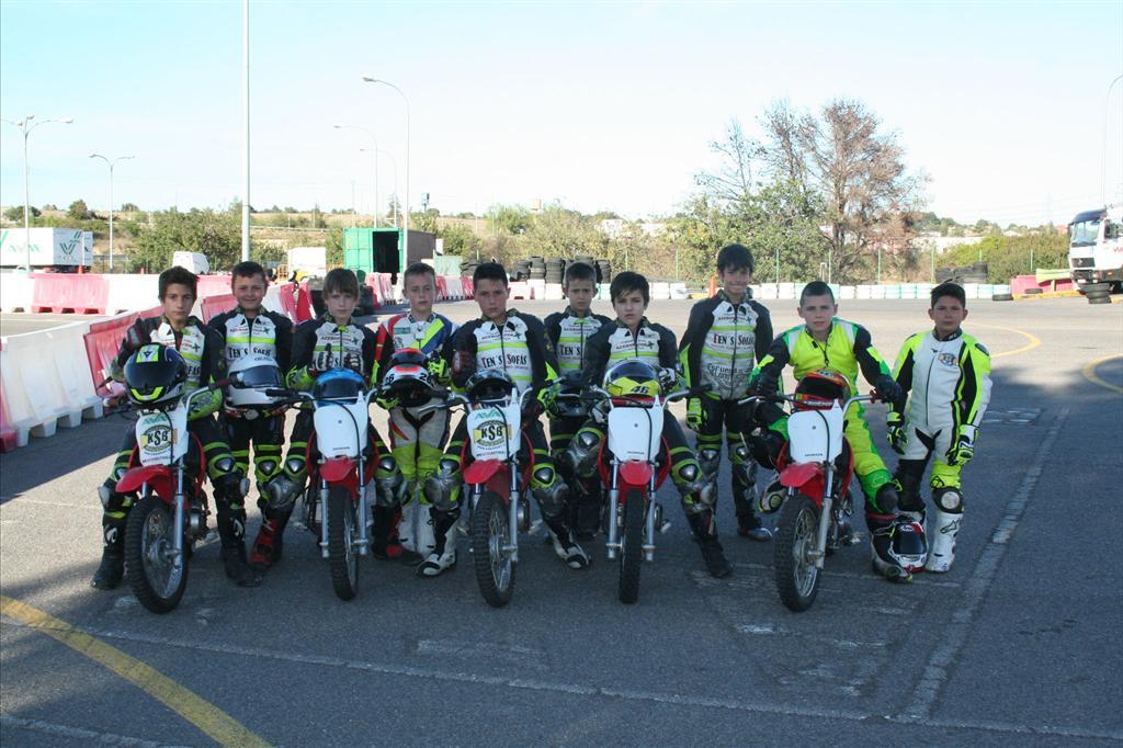 Entrenamiento especial: carrera de resistencia por equipos