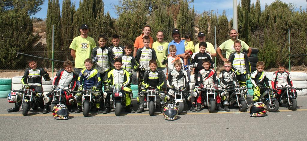 Comienzan las clases en KSB Sport Valencia con la visita del Alcalde de Paterna