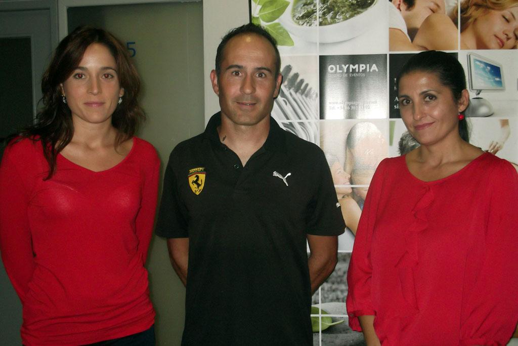 KSB Sport y Grupo Olympia firman un acuerdo de colaboración.