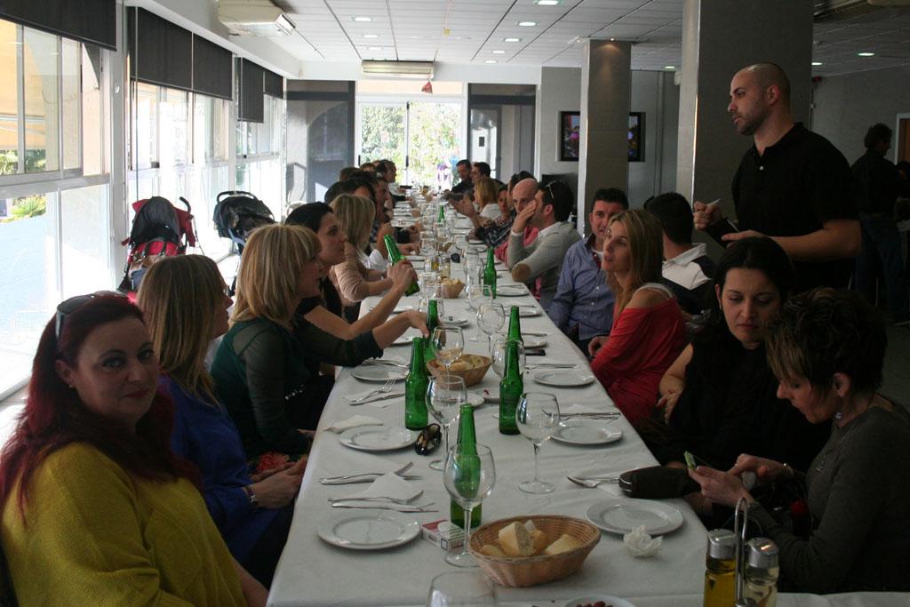 Galería: KSB celebra su comida de Navidad y entrega de diplomas 2012