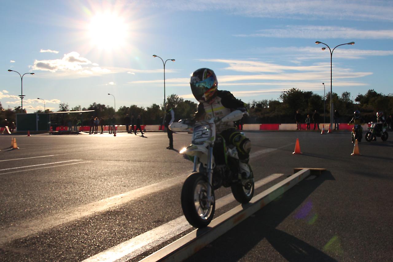 Full Moto Track celebrado en KSB Sport, el pasado día 9