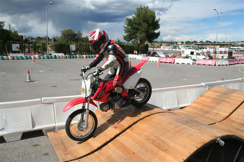 Entrenando en los dubies KSB Sport Valencia