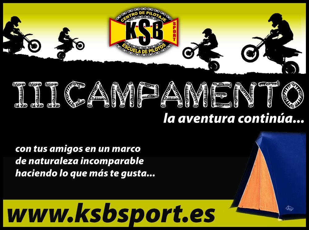 III CAMPAMENTO KSB, La fiesta de la Liga Interescuelas continúa en la Sierra de Guadarrama