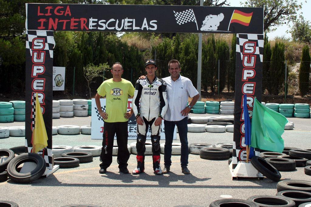 Isaac Viñales confía en Kike Bañuls y KSB Sport para su entrenamiento
