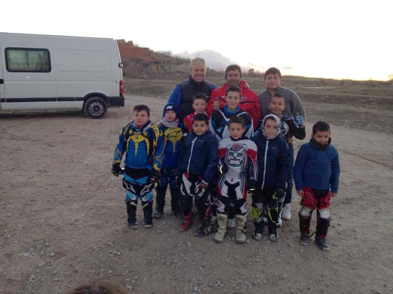 Mattias Nilsson, nuevo monitor de Motocross en KSB Sport Madrid