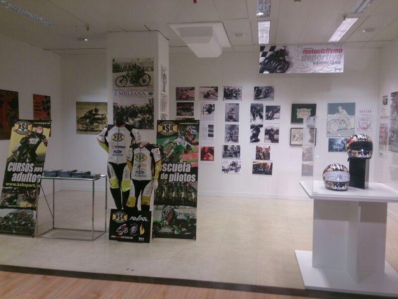 KSB Sport en la exposición de motociclismo Valenciano