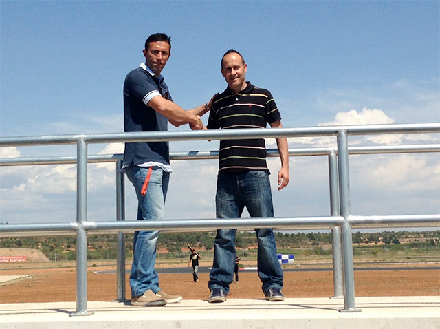 Convenio de colaboración con el Kartodromo Internacional Lucas Guerrero