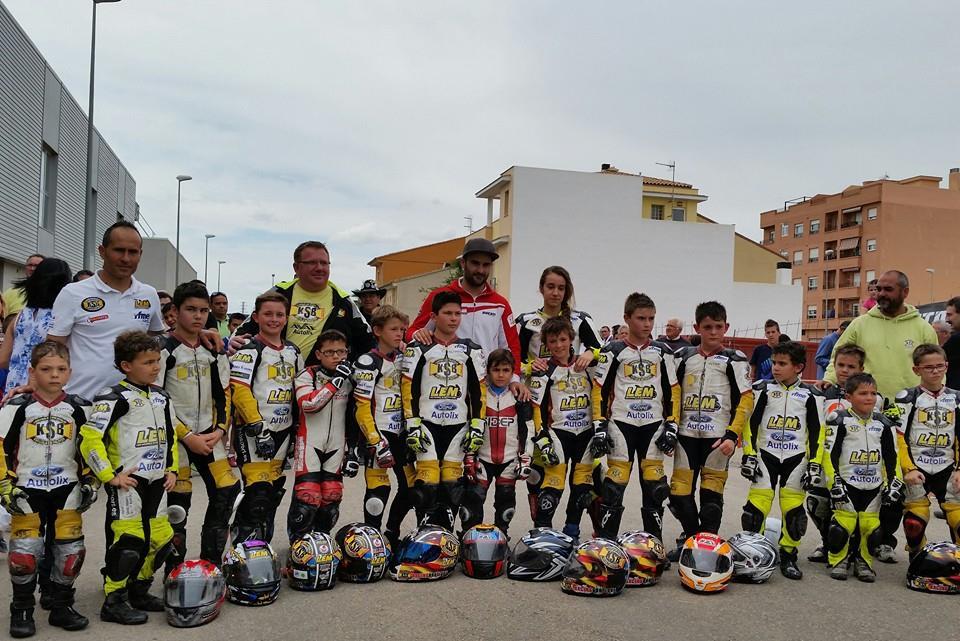 KSB Sport con Xavi Forés en Carlet