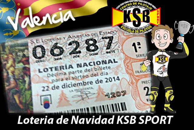 Loteria Navidad KSB ya disponible!!