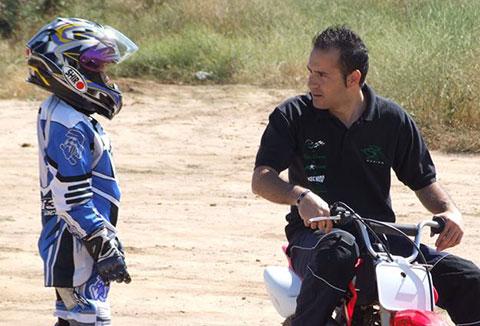 Hector Garzó Campeón 2014 Copa de España de Velocidad PreMoto3