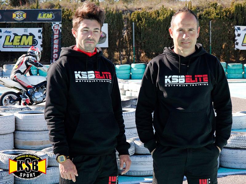 Preparación física en inglés en KSB Elite (KSB Sport)