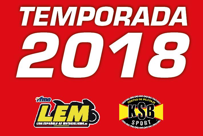 Arranca la temporada 2018 de los eventos KSB SPORT